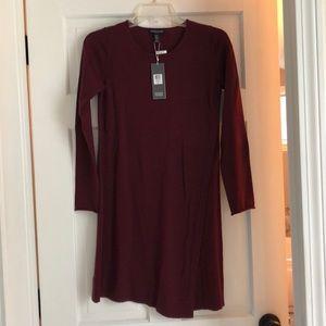 Eileen Fisher Dress Tunic Asymmetrical